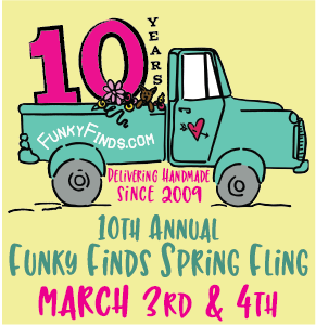 We will see you at the next Funky Finds Event.